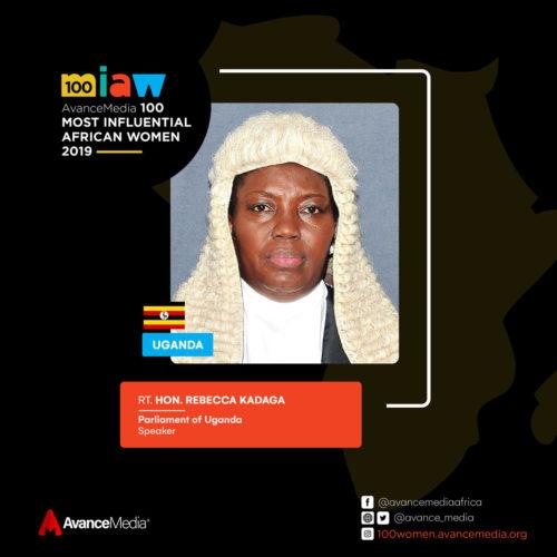 Rt.-Hon Rebecca Kadaga