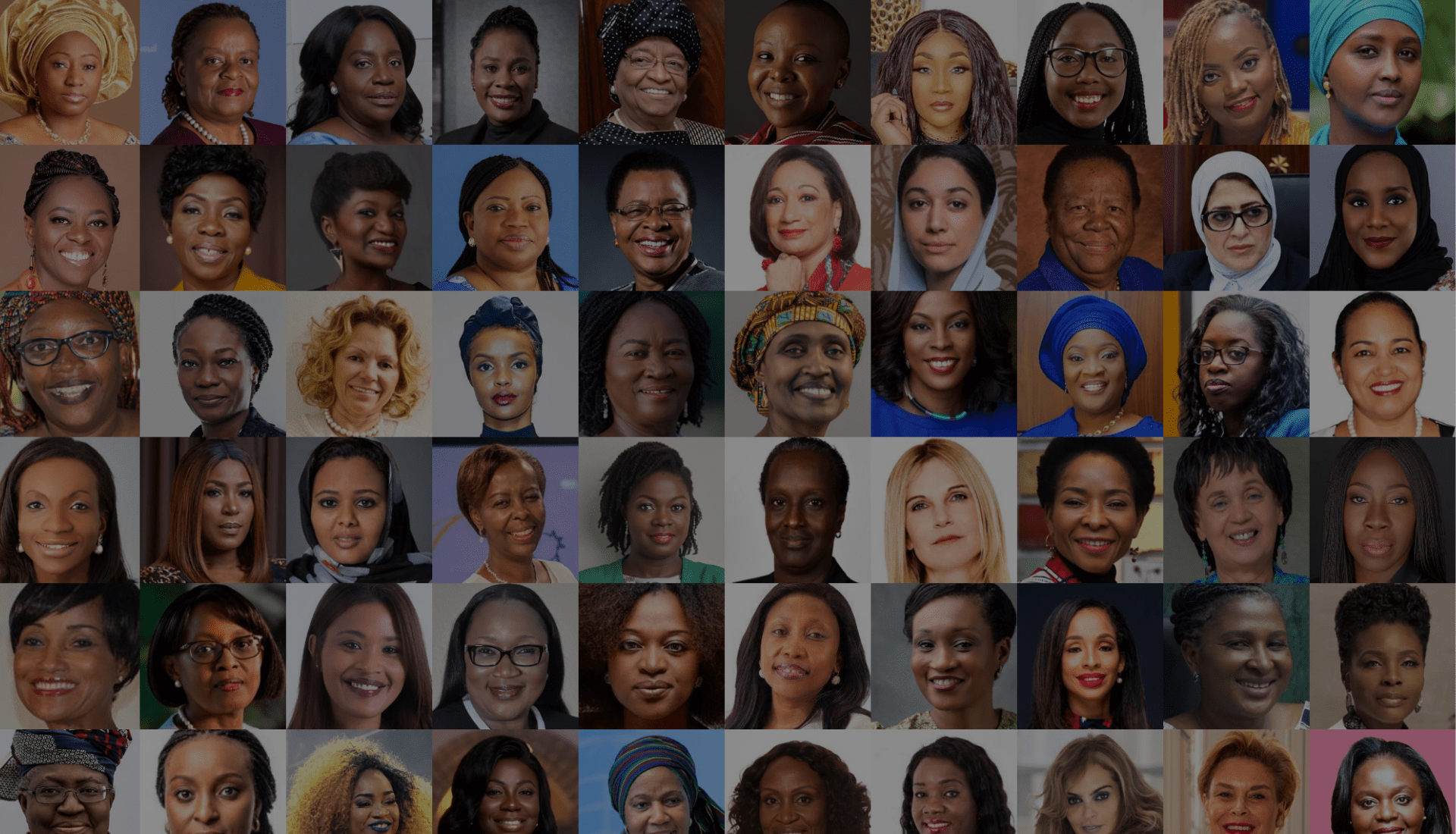 2020 100 Most Influential African Women