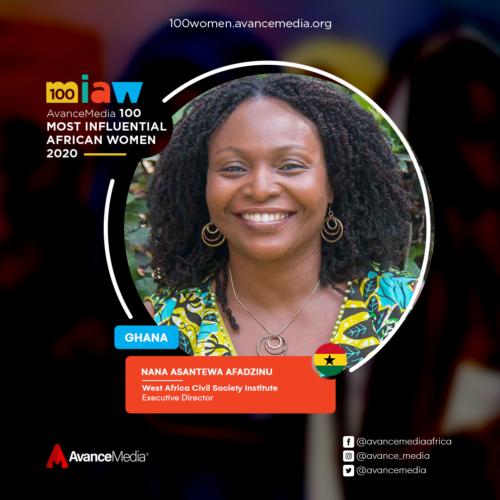 Nana Asantewa Afadzinu