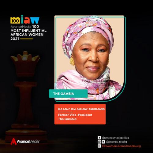 Aja Fatoumata C.M. Jallow-Tambajang (H.E.)