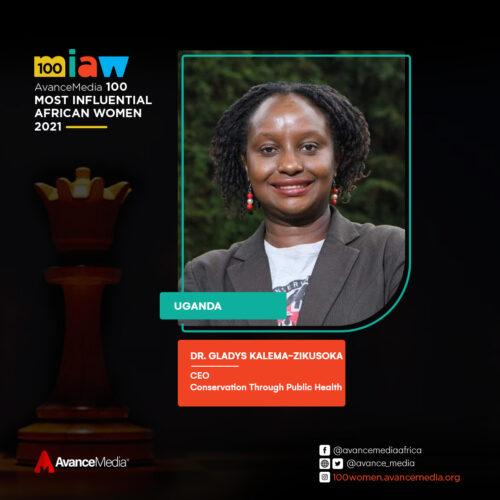 Gladys Kalema-Zikusoka (Dr)