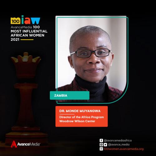 Monde Muyangwa (Dr.)