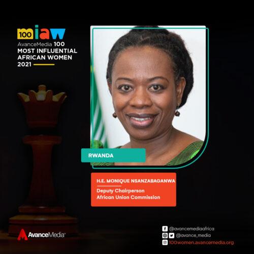 Monique Nsanzabaganwa (H.E.)