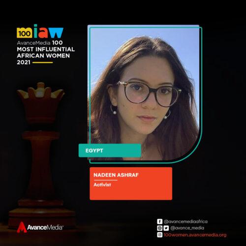 Nadeen Ashraf