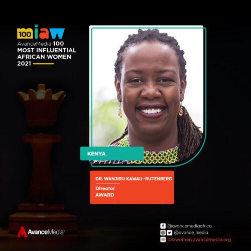 Wanjiru Kamau-Rutenberg (Dr)